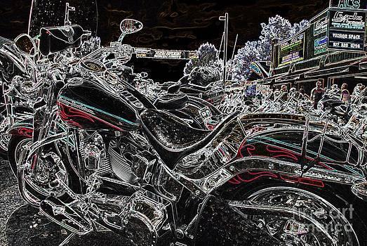 Anthony Wilkening - Harley Davidson Style 3