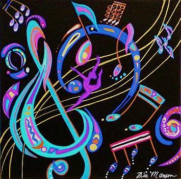 Harmony in Dance by Bill Manson