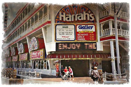Ricky Barnard - Harrahs 1994 - IMPRESSIONS