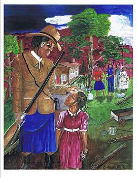 Harriet Tubman-when you're a little older by Everna Taylor