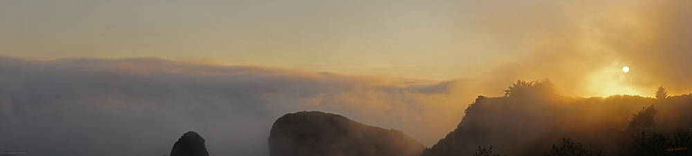 Mick Anderson - Harris Beach Setting Sun