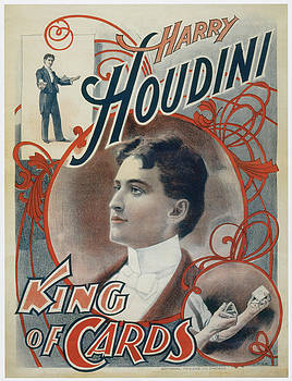 Unknown - Harry Houdini King of Cards