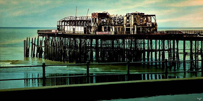 Hastings Pier by Chris Lord