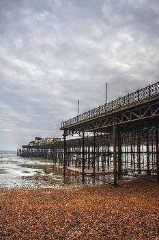Hastings Pier by Lee-Anne Rafferty-Evans