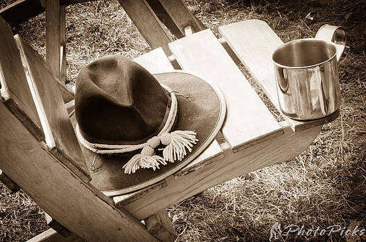 Hat and Cup by Tom Pickering of Photopicks Photography and Art