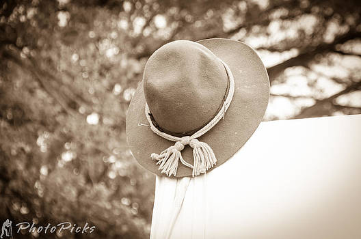 Hat at Ease by Tom Pickering of Photopicks Photography and Art