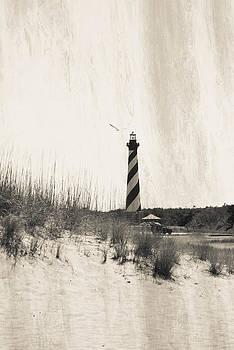 Hatteras Lighthouse by Julie Strickland