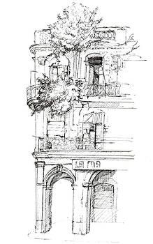 Havana decay by Sue Pownall