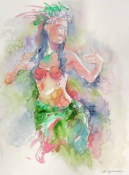 Hawaiian Pleasures by Gerardo Segismundo