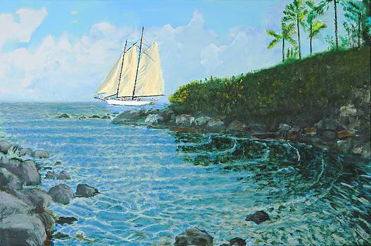Charlie Harris - Hawaiian Vista