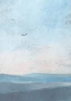 Hawk above the Dawn by Alan Daysh