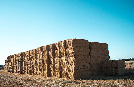 Chris Fullmer - Hay Stacked
