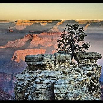 Hdr Grand Canyon #sunset #d7000 by Michael Misciagno