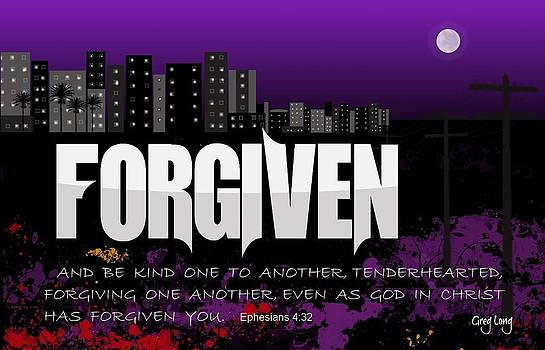 He Forgives by Greg Long