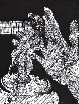 Jon Baldwin  Art - Head Heavy Pain