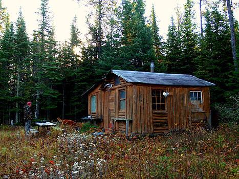 Heart Cabin by Jessica Yudis