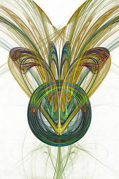 Heart Globe by Rick Chapman