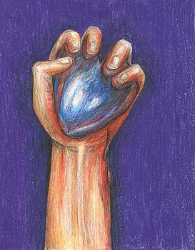 Heart In Hand by Tracy Fitzgerald