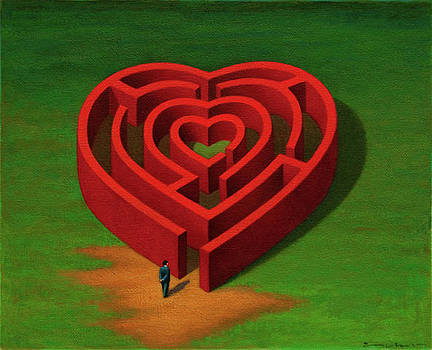 Heart by Marian  Christopher  Zacharow