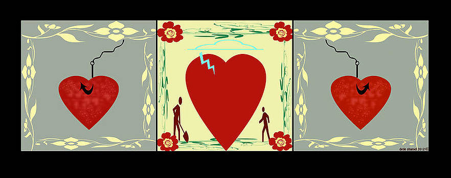 Heart Series Four by Dede Shamel Davalos