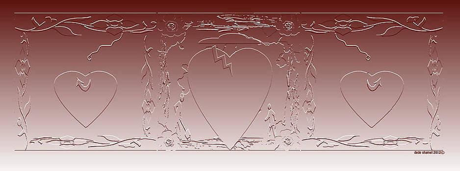 Heart Series One by Dede Shamel Davalos