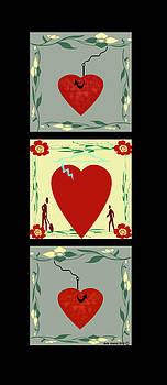 Heart Series Three by Dede Shamel Davalos