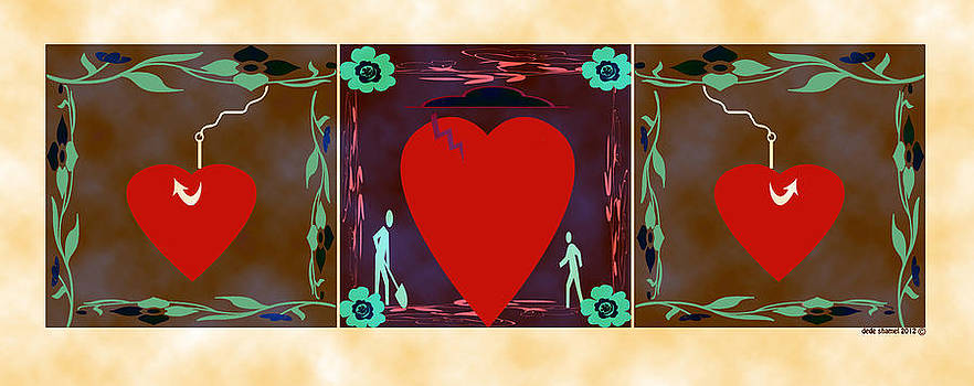 Heart Series Two by Dede Shamel Davalos