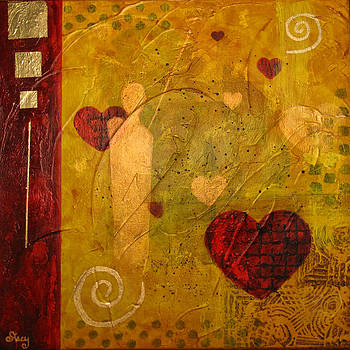 Hearting Around by Pat Stacy