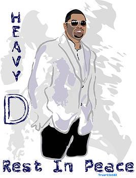 Heavy D by Saheed Fawehinmi