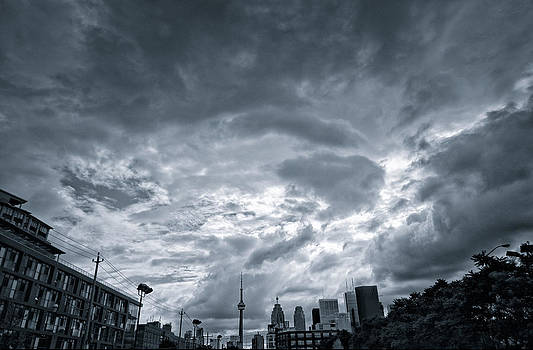 Heavy Sky by Luba Citrin