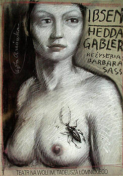 Franciszek Starowieyski   - Hedda Gabler