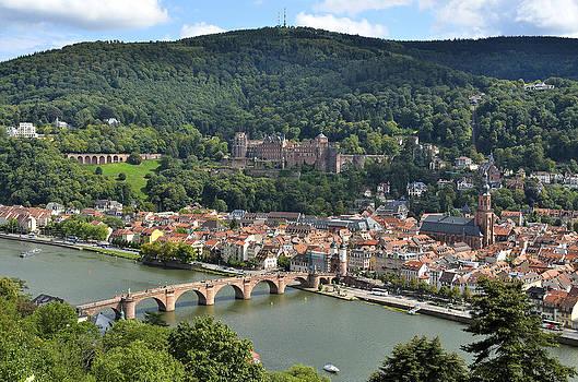 Heidelberg by Travel Images Worldwide