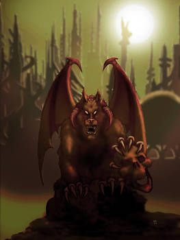 Hell Wolf by William McDonald