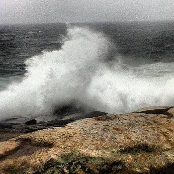 Hello #sandy by Tracey Manning