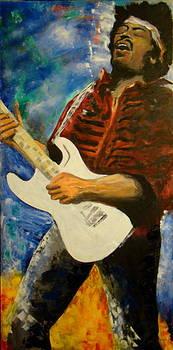 Hendrix by Joel Vargas