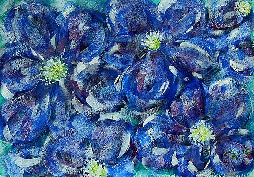 Hepatica by Taruna Rettinger