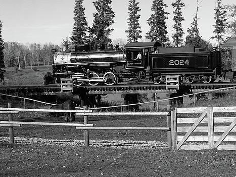Stuart Turnbull - Heritage - Steam engine 3