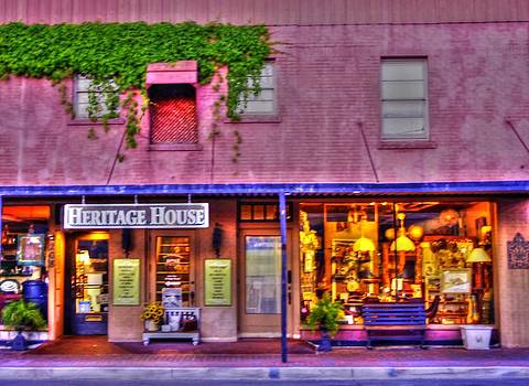 Heritage House Antiques by Jenny Bauer
