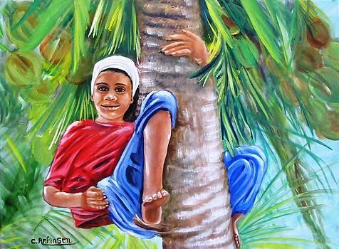 Hey Coconut Mon by Carol Allen Anfinsen