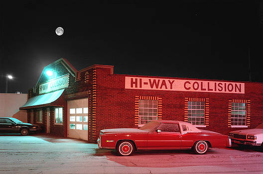 Hi-Way Collision by James Rasmusson