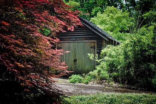 Hidden Barn by Swift Family