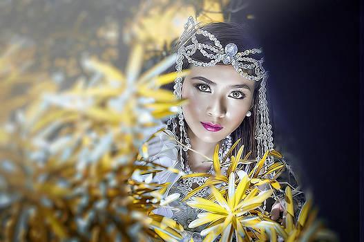 Hidden Beauty by Maybelle Blossom Dumlao- Sevillena