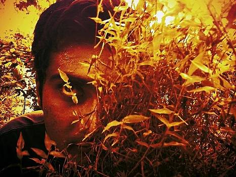 Hidden Face by Prashant Upadhyay