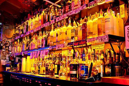 Hideaway Main Bar by Kenny Jalet
