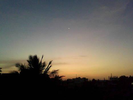 Hideous Moon by Amisha Tripathy