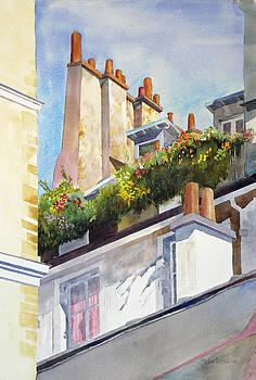 High in the Marais by John Ressler