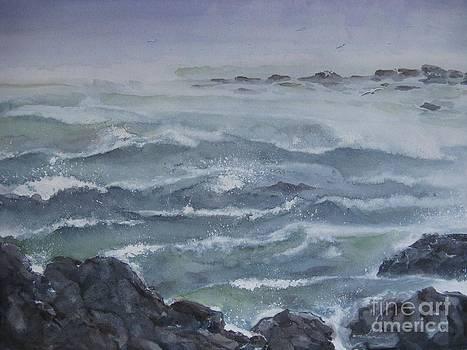High Tide by Ronald Tseng