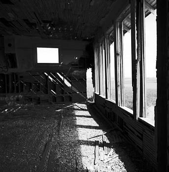 Highland School Windows by Seth Shotwell