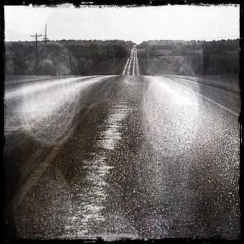 Highway 281 Near Hico, Texas #highways by Michael Witzel