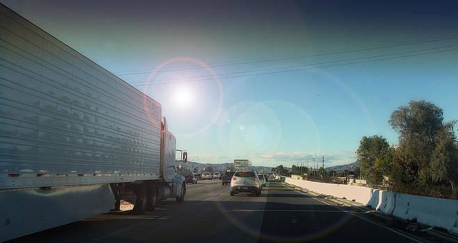 Highway by Zsuzsanna Szugyi